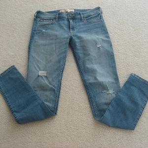 Women's Hollister Super Skinny Jeans